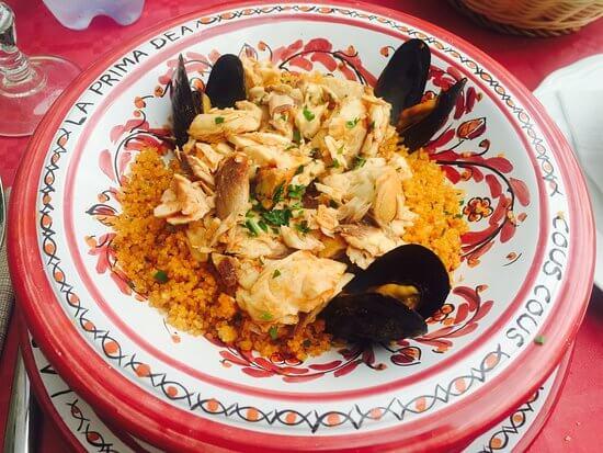 ristoranti erice-cous cous