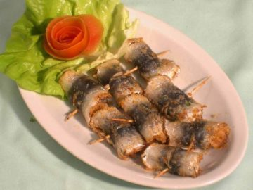 ristoranti erice-sarde beccafico